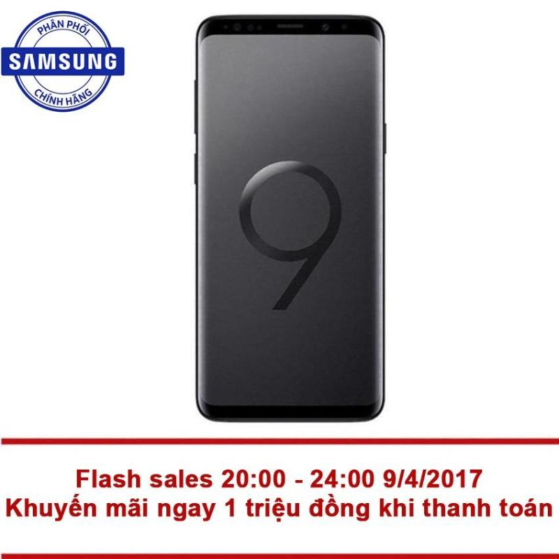 Samsung Galaxy S9 + 64GB Ram 6GB (Đen Huyền Bí) - Hãng phân phối chính thức