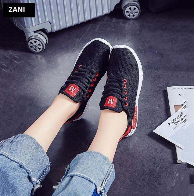 Giày sneaker thời trang nữ ZANI ZN42301