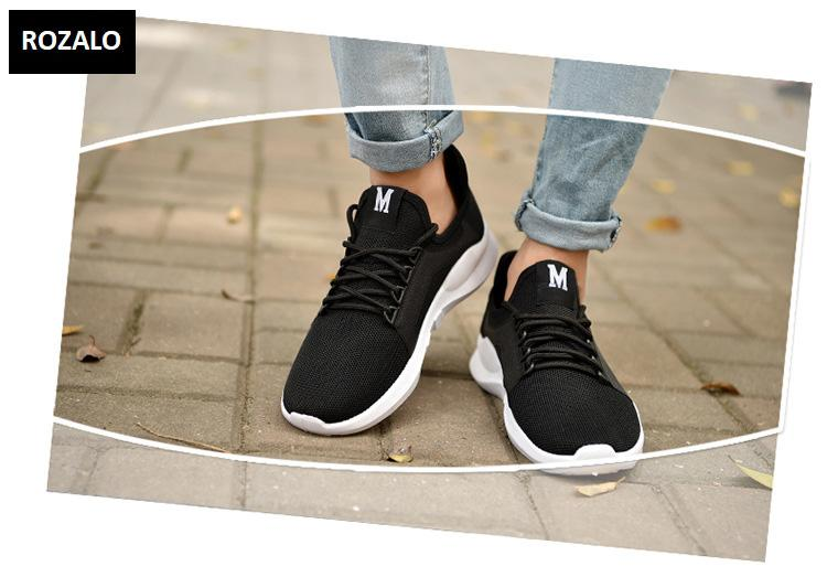 Giày đôi sneaker thời trang nam nữ Rozalo RZ8011BW- Đen11.jpg