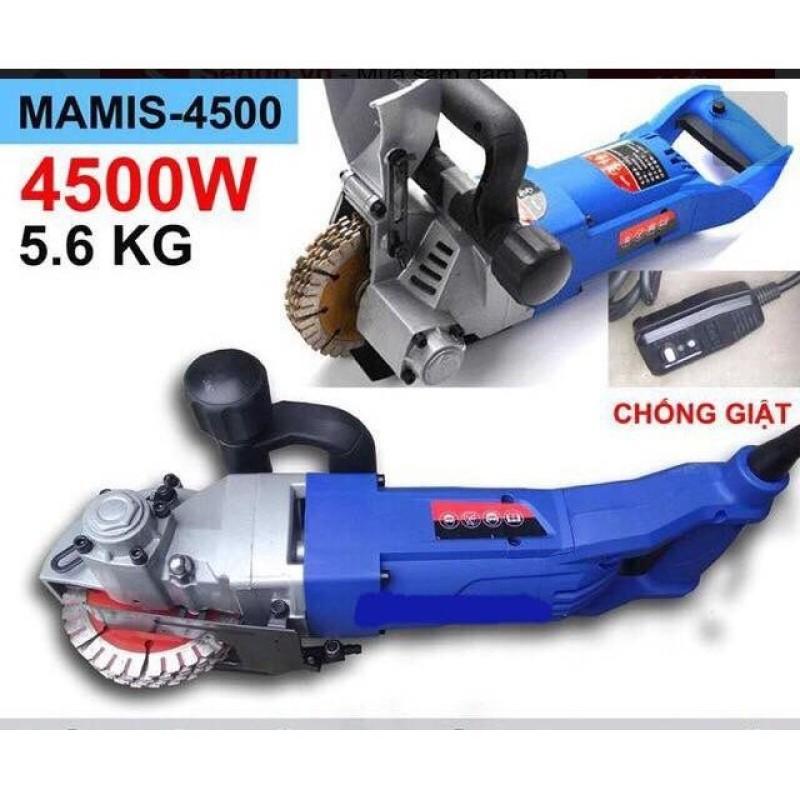 Máy cắt rãnh tường 5 - 6 lưỡi - 4500W