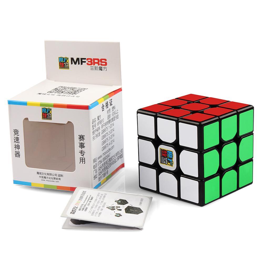 Đồ chơi Rubik MoYu 3x3x3 MF3RS - Bản cao cấp sticker