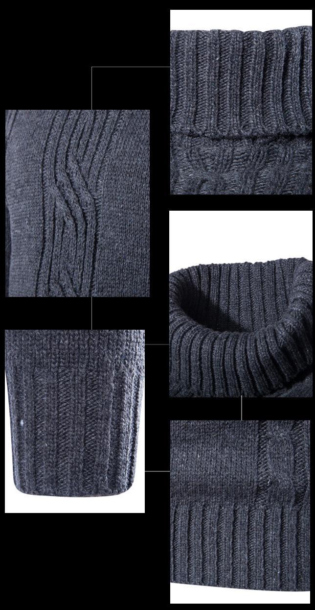 Áo len nam cổ cao thời trang Rozalo RM80306G- Xám5.png