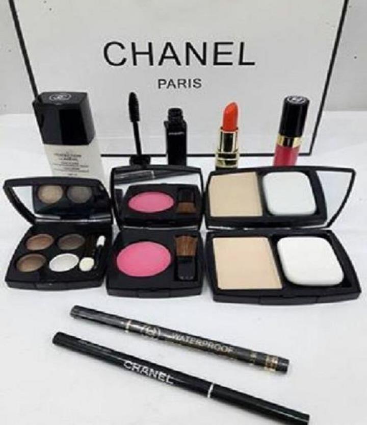 Bộ Trang Điểm Chanel 9 Món Cao Cấp cưc Sang Chảnh Giá cực Mảnh Dẻ 1