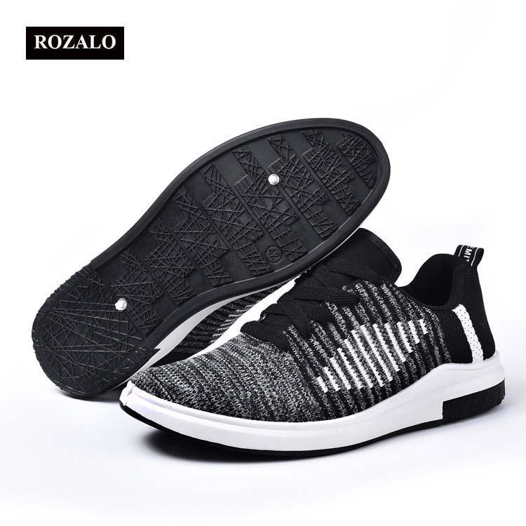 Giày thể thao thời trang khử mùi siêu thoáng vải dệt Rozalo RM62612 4.jpg