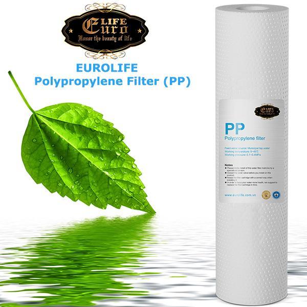 Lõi lọc PP cho máy lọc nước RO Eurolife.jpg