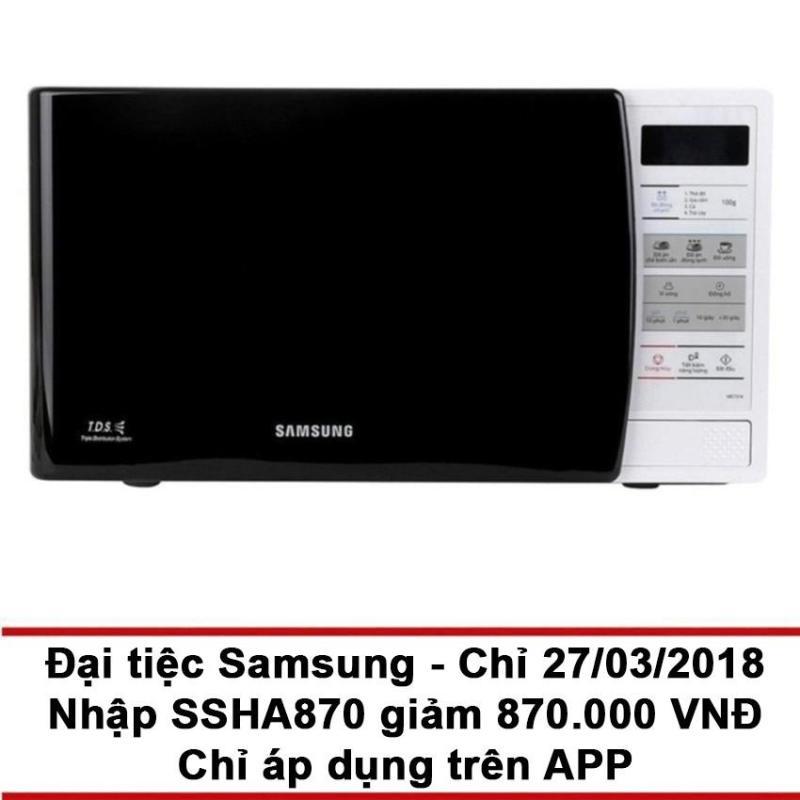 Lò vi sóng tráng men Samsung ME731K 20L