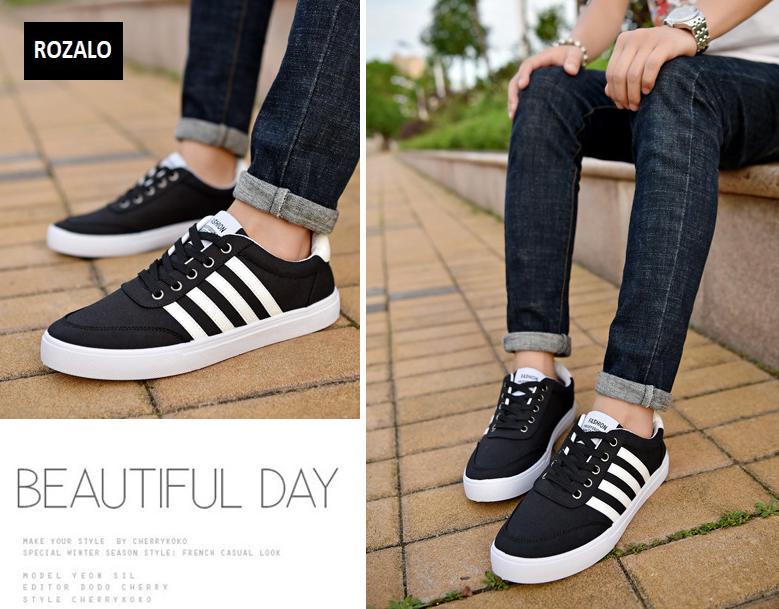 Giày vải nam đế bằng thoáng khí Rozalo RM49628B-Đen2.png