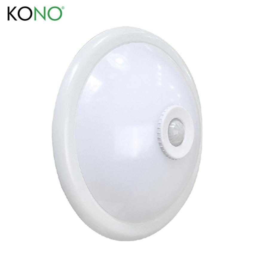 Đèn cảm ứng hồng ngoại ốp trần KONO KN-OT01A