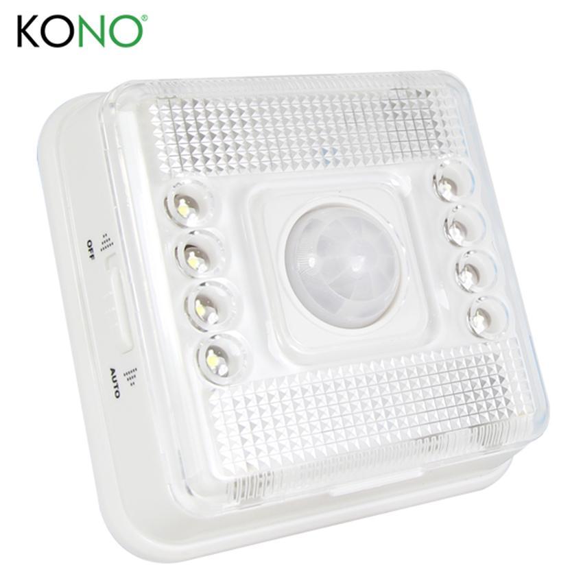 Đèn cảm ứng hồng ngoại KN-L0803