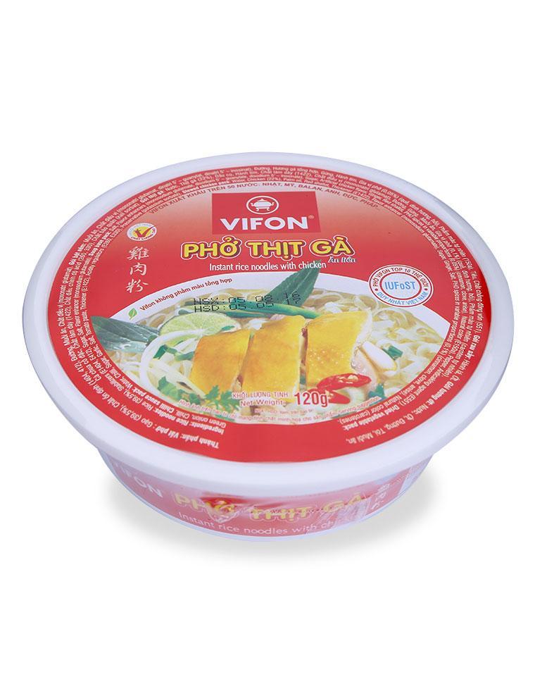 Phở Tô Vifon Vị Thịt Gà 120 G