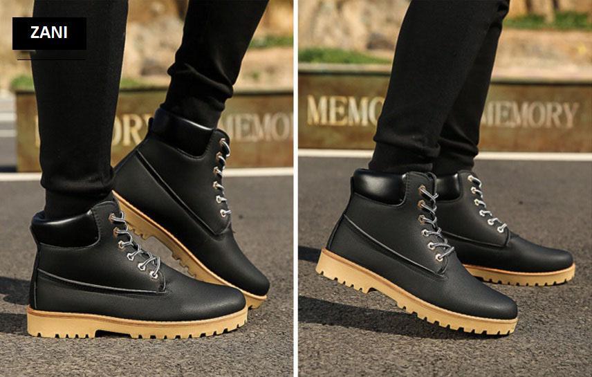 Giày boot nam cổ cao chống thấm Rozalo RM6604B-Đen14.jpg