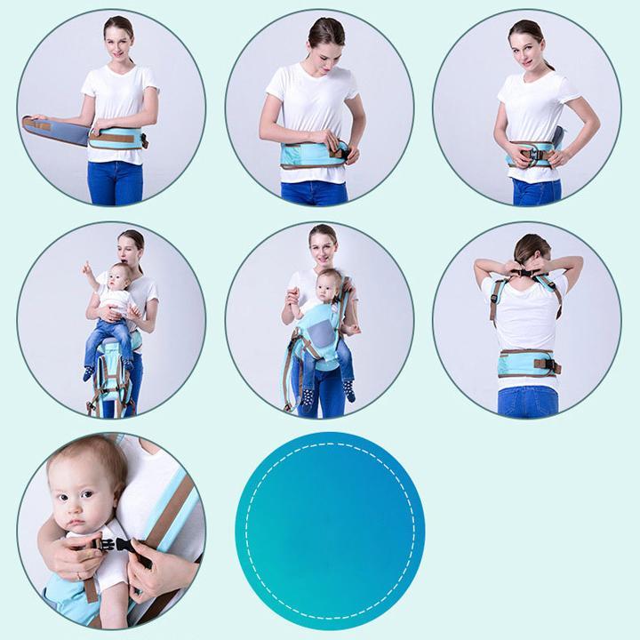 Địu ngồi nhiều tư thế kết hợp địu võng có đỡ cổ an toàn cho bé Baby Lab.jpg