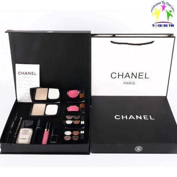 Bộ Trang Điểm Chanel 9 Món Cao Cấp cưc Sang Chảnh Giá cực Mảnh Dẻ 4