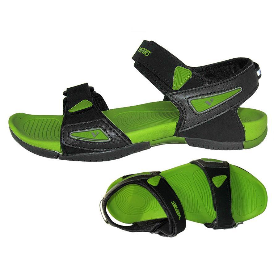 Giày sandal nam 2 quai ngang hiệu Vento NV6015XL
