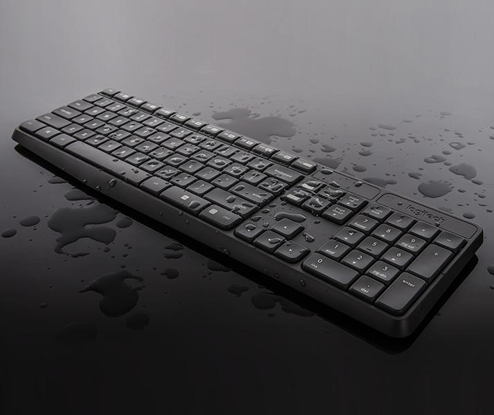 Bộ bàn phím chuột không dây Logitech MK235 - Hãng phân phối chính thức 3.jpg