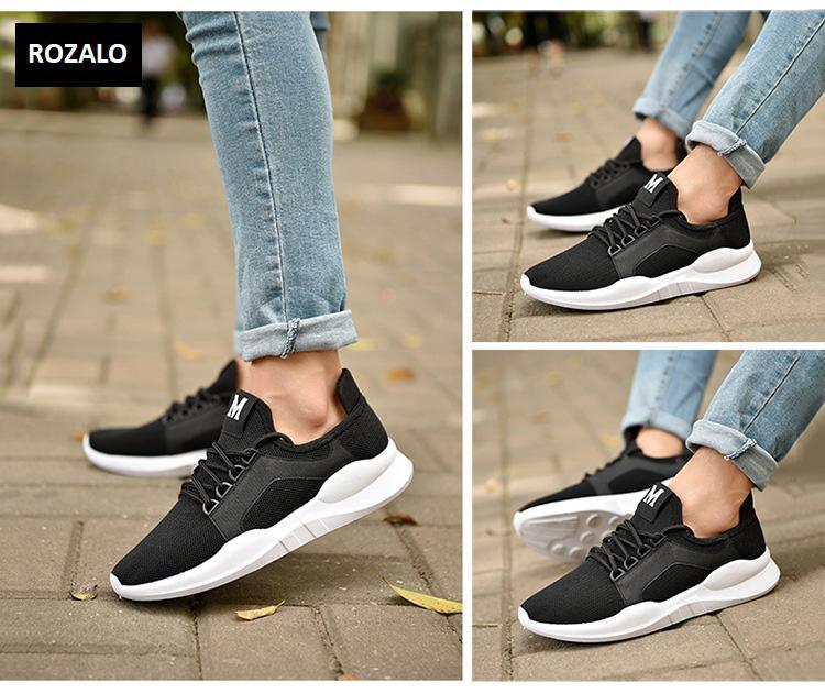 Giày đôi sneaker thời trang nam nữ Rozalo RZ8011BW- Đen13.jpg