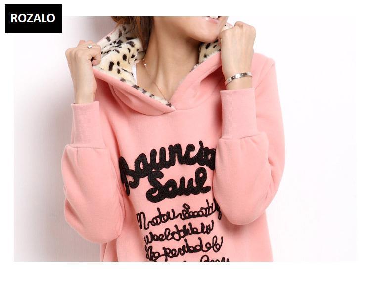 Áo khoác nữ hoodie thời trang Rozalo RW2961P-Hồng6.jpg