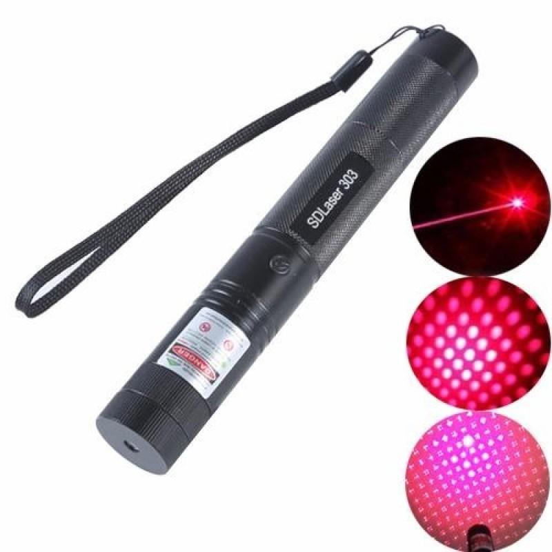 Bảng giá Đèn pin Laser 303 [tia đỏ]