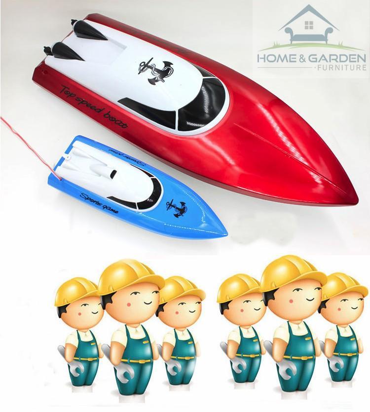 Mô hình ca nô điều khiển từ xa Racing Boat 2.4Ghz Model 802 ... MỚI !!