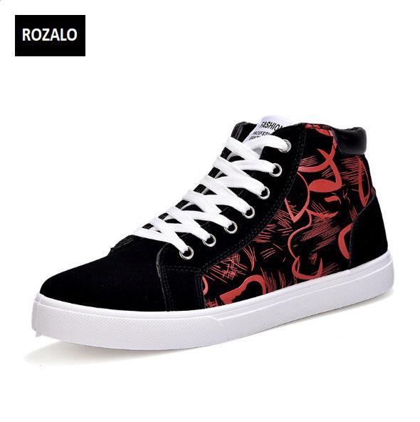 Giày cổ cao thời trang nam Rozalo RM6509B-Đen14.jpg