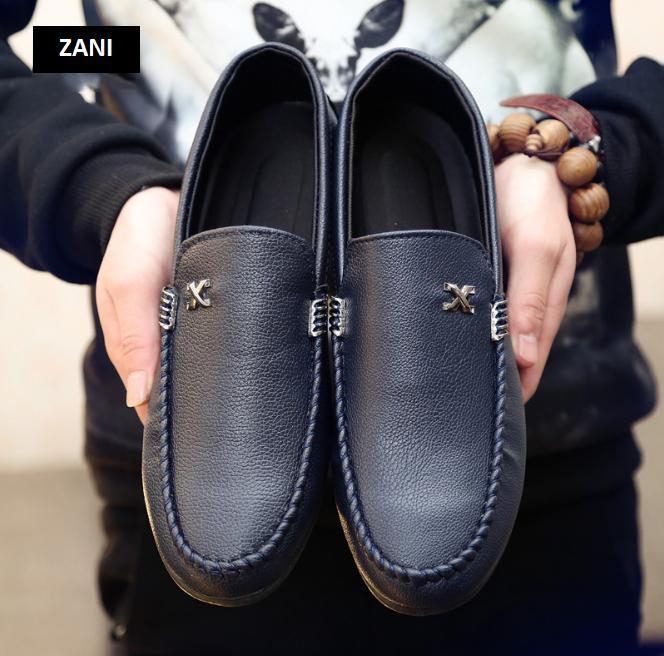 Giày lười nam kiểu công sở Zani ZN51005