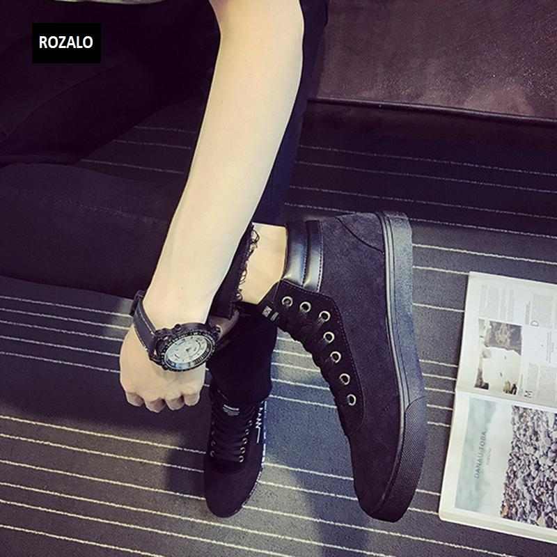 Giày vải casual nam cổ cao Rozalo RM55709 13.png