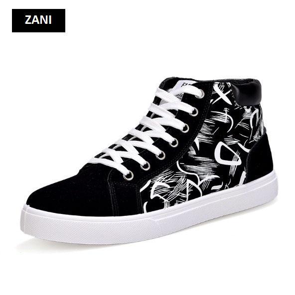 Giày cổ cao thời trang nam Rozalo RM6509B-Đen11.jpg