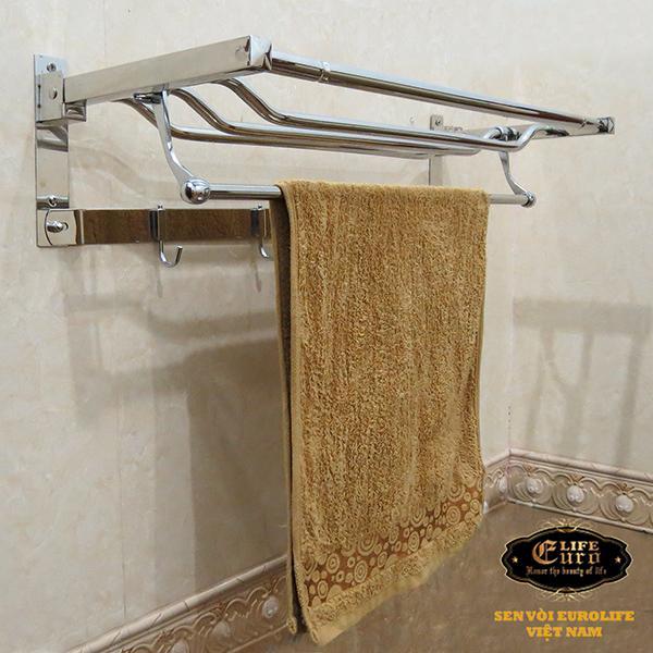 Kệ treo khăn tắm inox đa chức năng Eurolife EL-B1-44.jpg