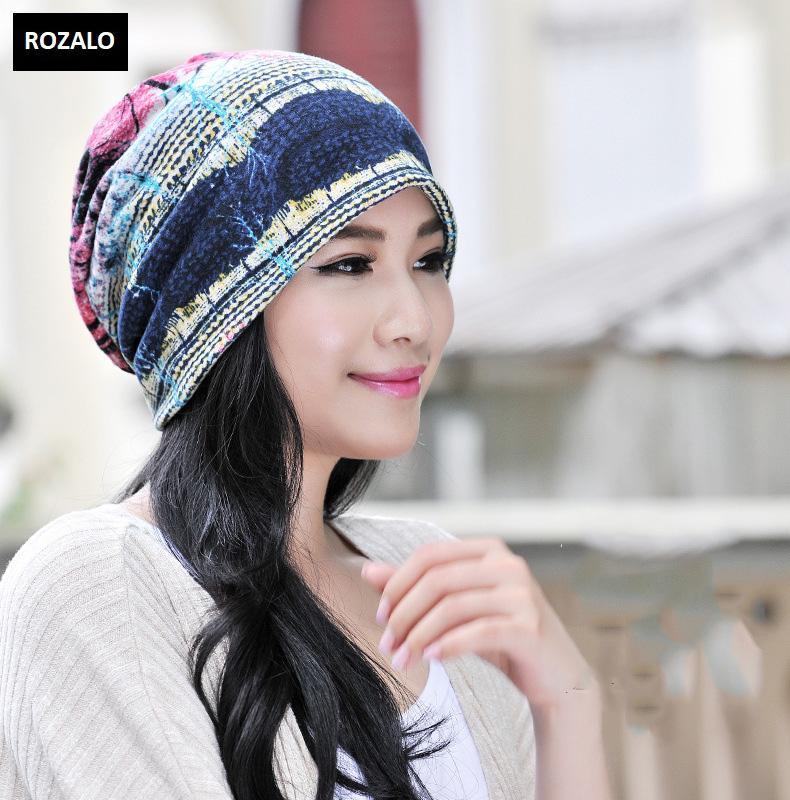 Mũ trùm đầu dạng khăn quàng cổ nam nữ Rozalo RZ81375-M2b.jpg