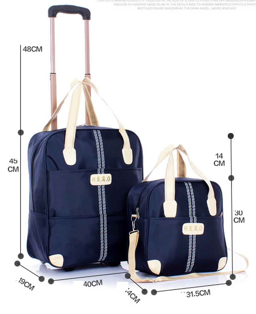 bộ vali kéo du lịch