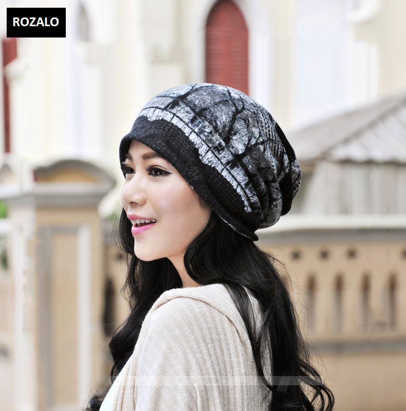 Mũ trùm đầu dạng khăn quàng cổ nam nữ Rozalo RZ81375-M2a.jpg