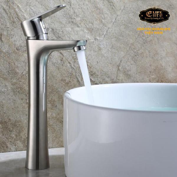 Vòi lavabo nóng lạnh Inox SUS 304 Eurolife EL-T023-22.jpg