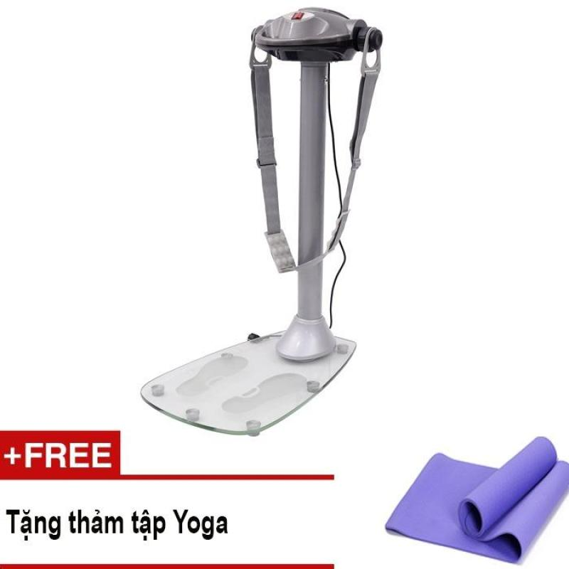 Bảng giá Máy rung bụng đứng Perfect Fitness BYS 101 + Tặng thảm tập Yoga