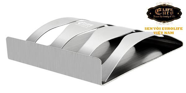 Kệ để bàn chải đánh răng, dao cạo râu Inox 304 Eurolife EL-TR1  -3.jpg