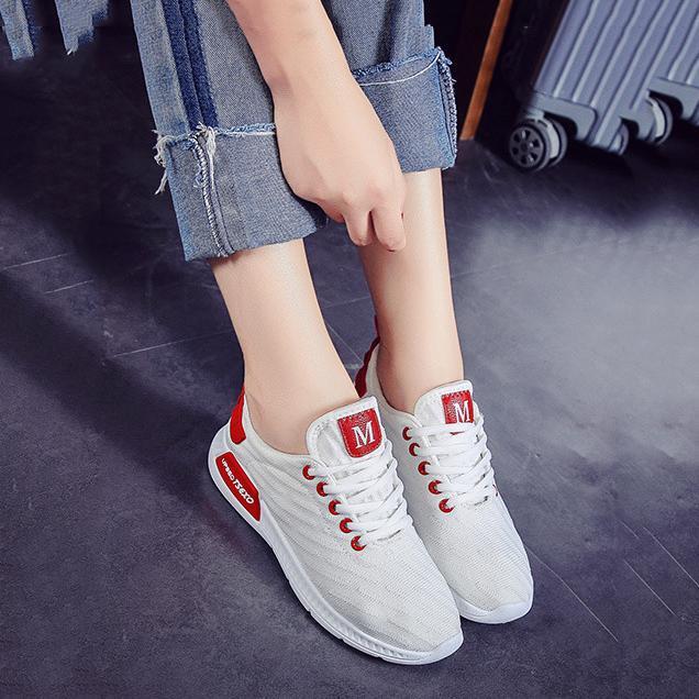 Giày sneaker thời trang nữ Rozalo RW42301W-Trắng2.png