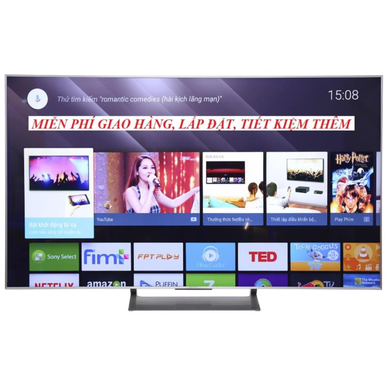 Bảng giá Android Tivi Sony 65 inch KD-65X9000E/S