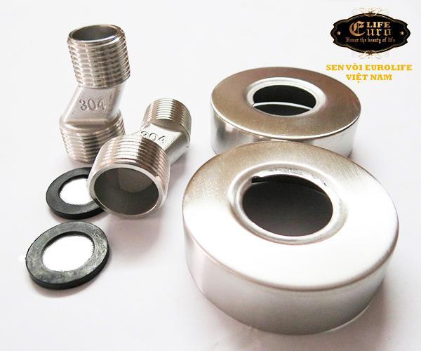 Củ sen nóng lạnh Inox SUS 304 Eurolife EL-1201-11.jpg