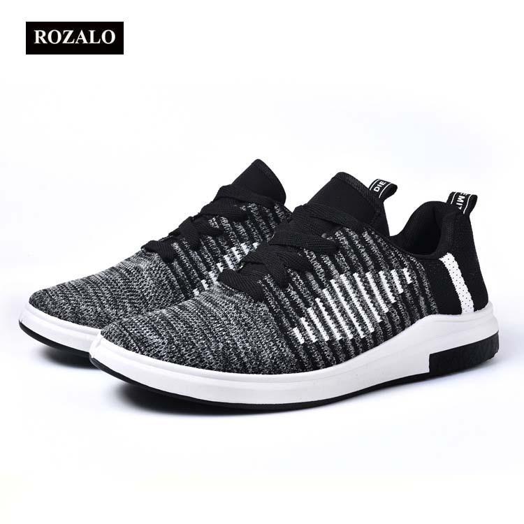 Giày thể thao thời trang khử mùi siêu thoáng vải dệt Rozalo RM62612 1.jpg