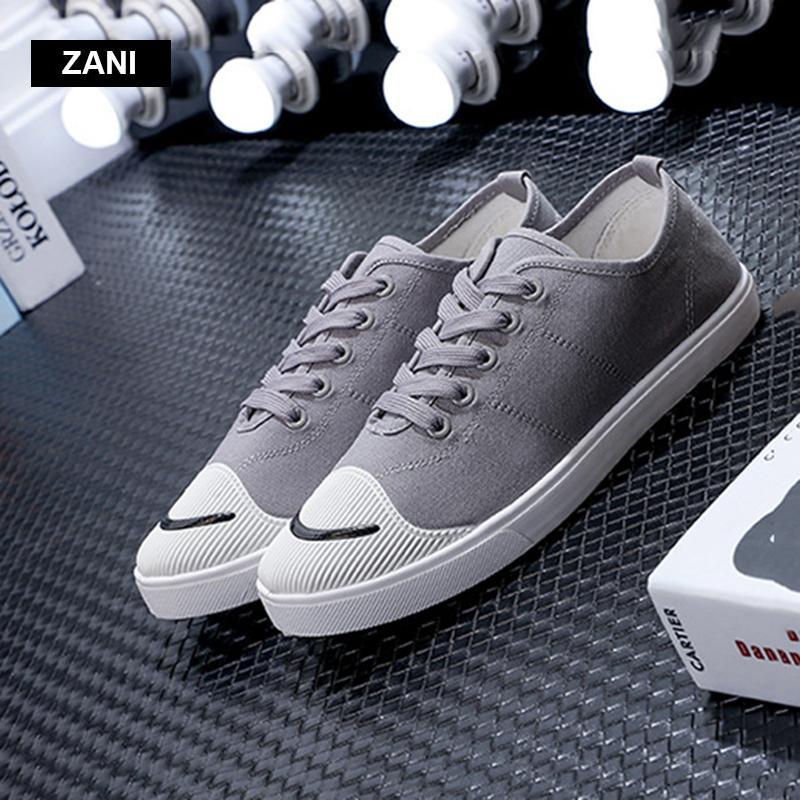 Giày vải  nam mũi bọc cao su dẻo vải chống mài mòn Rozalo RM56658 12.png