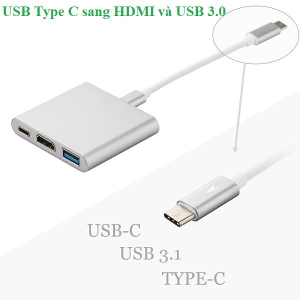 Cáp chuyển USB Type C sang HDMI và USB 3.0 a.jpg