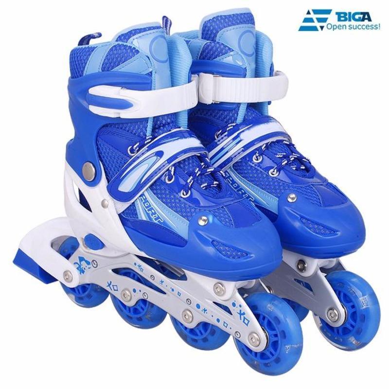 Phân phối Giày Trượt Patin QF Xanh Size L (39) US05507 - 04