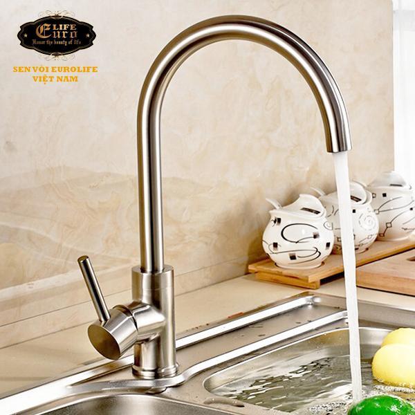 Vòi rửa chén nóng lạnh Inox SUS 304 Eurolife EL-T003-3.jpg