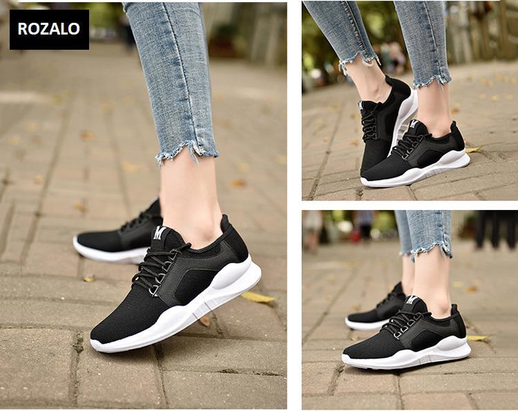 Giày đôi sneaker thời trang nam nữ Rozalo RZ8011BW- Đen8.jpg