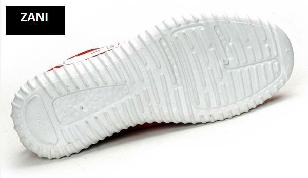 Giày sneaker thể thao nữ ZANI ZN5365R-Đỏ