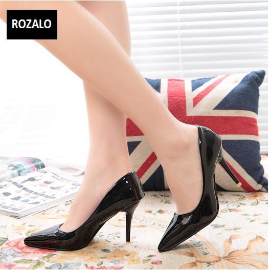Giày cao gót nữ công sở 8cm Rozalo RW31897B-Đen1.png