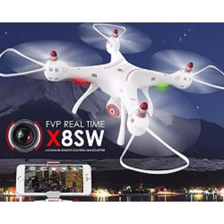 Flycam Drone Syma X8SW (Bản Châu Âu Cao cấp) Máy Bay Quay Phim HD