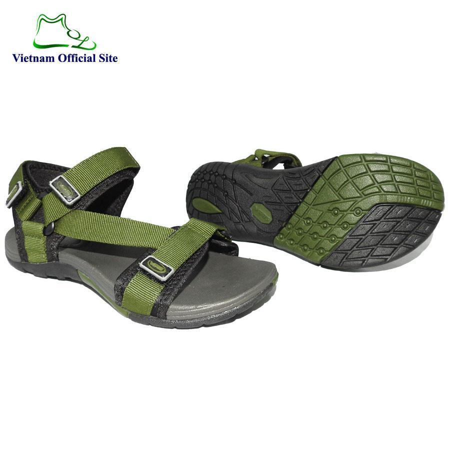 Giày sandal quai ngang dây chéo kiểu nam hiệu Vento NV4538BXL