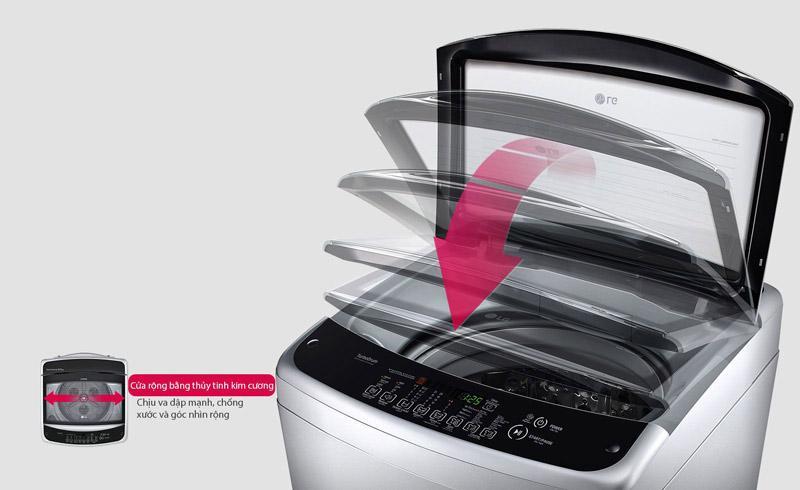 Máy giặt LG 8.5 kg T2385VS2M Inverter