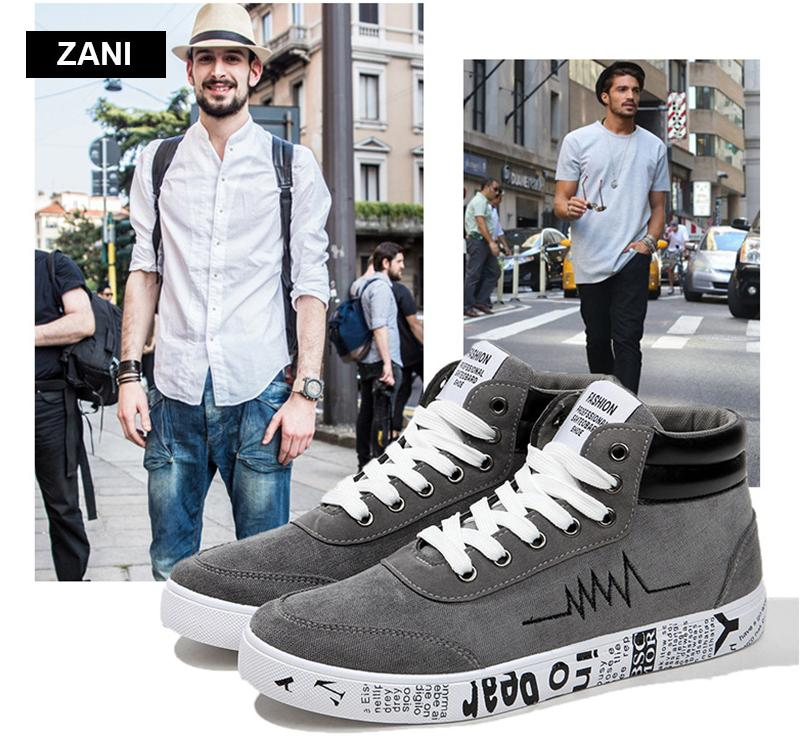 Giày vải casual nam cổ cao Rozalo RM55709 11.png