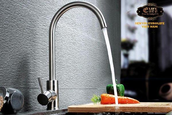 Vòi rửa chén nóng lạnh Inox SUS 304 Eurolife EL-T003-4.jpg